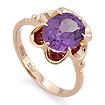 Классическое кольцо с александритом SL-0223-365 весом 3.65 г  стоимостью 13140 р.