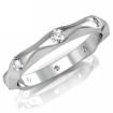 Обручальное кольцо с бриллиантами SL-301-881 весом 4.5 г  стоимостью 47500 р.